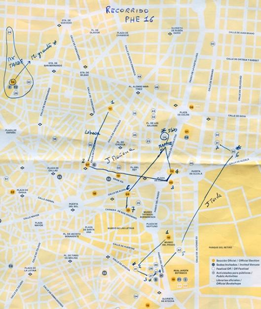 Mappa PHE-Portata